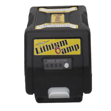 Jiffy Replacement Lithium-Ion Battery for E6 Lightning Ice Auger