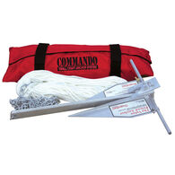 Commando Small Craft Anchoring System