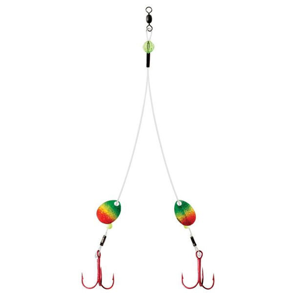 Clam BigTooth Fluoro Rig
