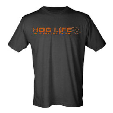 Hog Life Men's Do It For The Squeal Short-Sleeve Tee