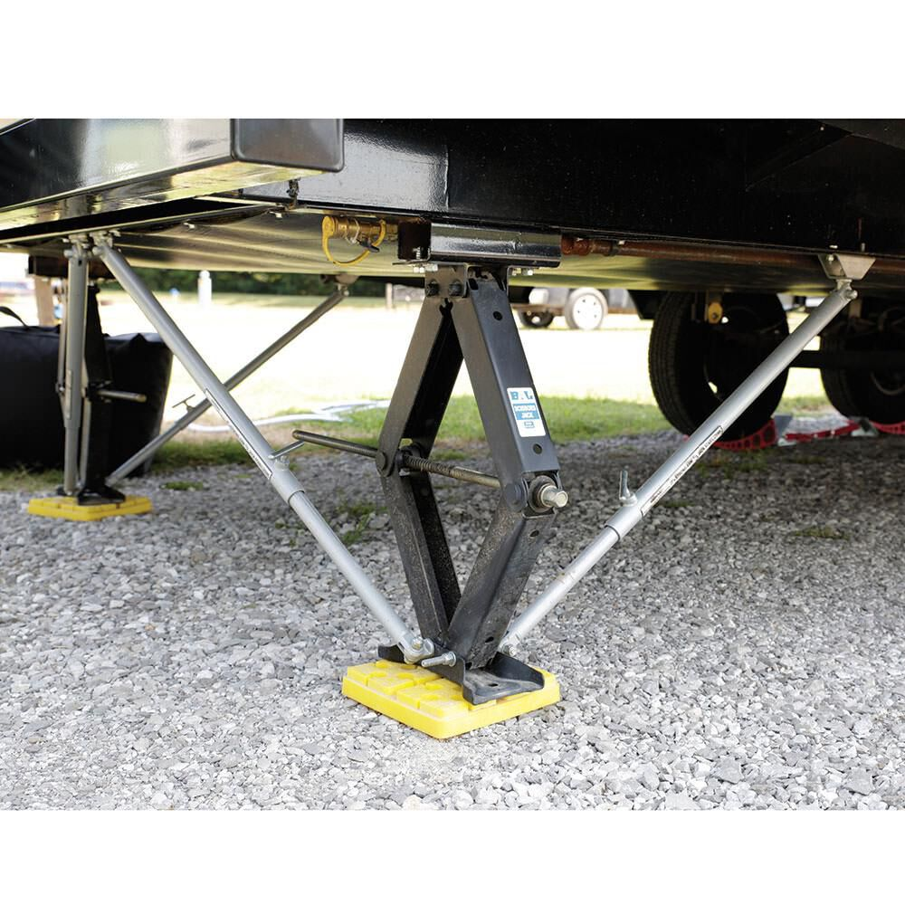 Lippert 191023 JTs Strong Arm Fifth-Wheel Jack Stabilizer Kit