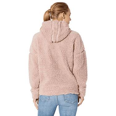 PrAna Women's Permafrost Half-Zip Pullover Hoodie