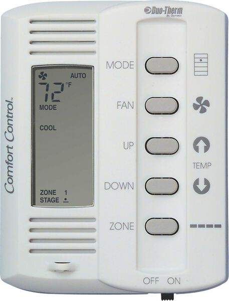 Duotherm A/C 5 Button Comfort Control Center (New Style)