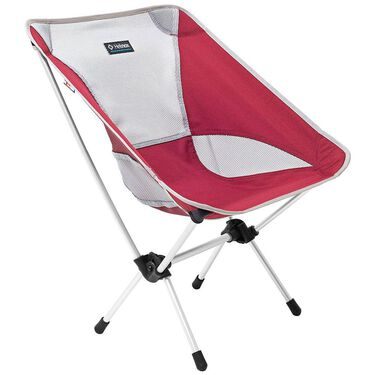 Chair One Camp Chair, Rhubarb