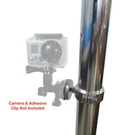 """Rupp GoPro Clamp, 2"""" O.D."""
