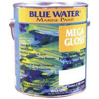 Blue Water Mega Gloss Polyurethane, Gallon