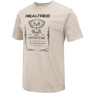 Realtree Men's Built For Adventure Short-Sleeve Tee