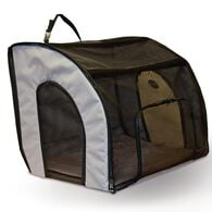Medium Travel Safety Carrier - Gray
