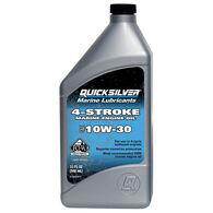 Quicksilver 4-Stroke SAE 10W-30 Outboard Oil, Liter