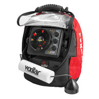Vexilar FLX-28 Ultra Pack with Pro View Ice Ducer Depth Finder