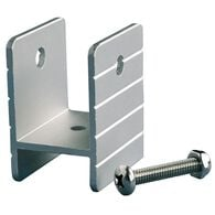 Pontoon Bimini Top Fitting - 1-1/4'' Mounting Frame Bracket with Bolt and Nut