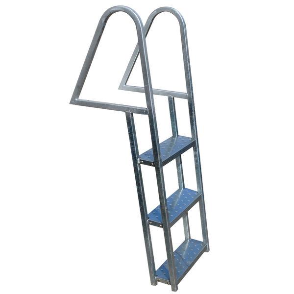 Tie Down 3-Step Dock Ladder