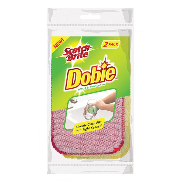 Scotch-Brite Dobie Scrub & Wipe Cloth