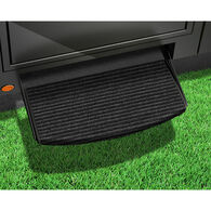 Prest-o-Fit Ruggids Universal RV Step Rugs, Charcoal Black, 3-pack