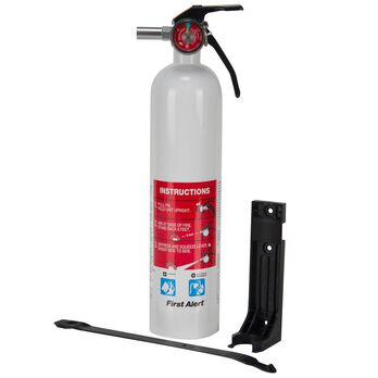 First Alert Marine Rechargeable Fire Extinguisher 10-B:C