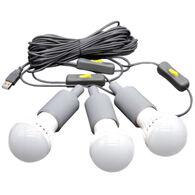 LION Energy 3 LED Light Bulb String