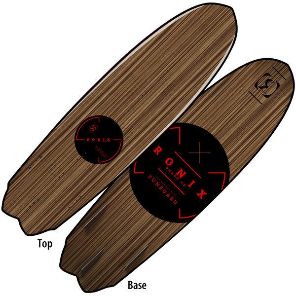 Ronix Fun Board, Blank
