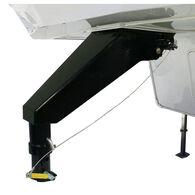 Adjustable Height 5th Wheel to Gooseneck Coupler, Fits Lippert 1716, 1116, 0115