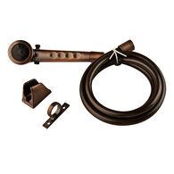 Dura Faucet RV Shower Head Kit, Oil Rubbed Bronze
