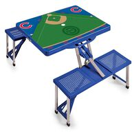Chicago Cubs Portable Picnic Table