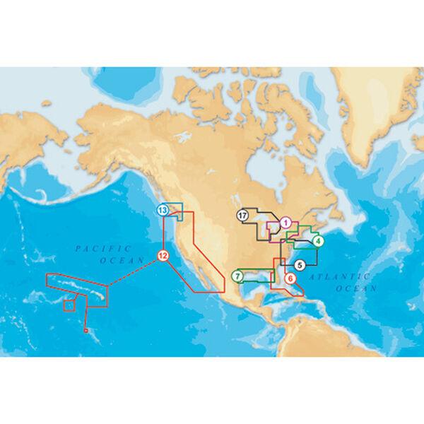 Navionics Platinum+ Cartography Charts, CF/904P+, (US Northeast & Canyons)