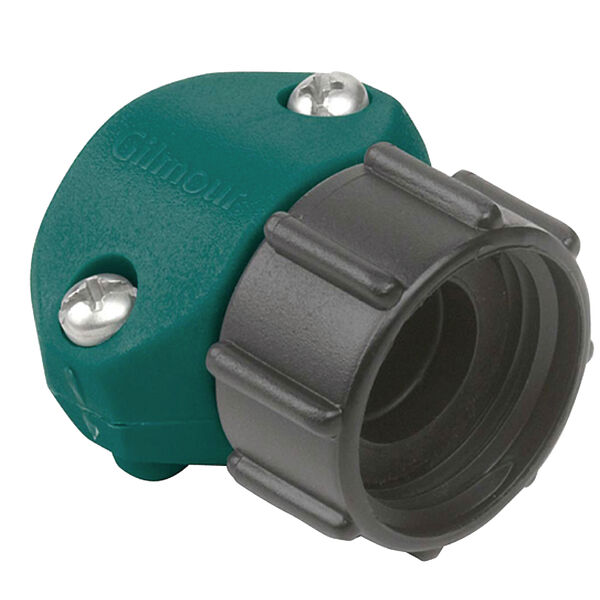 "Gilmour Replacement Female Coupler, 5/8"" To 3/4"" Hose"