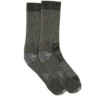 Ultimate Terrain Men's Explorer Midweight Hiking Crew Sock