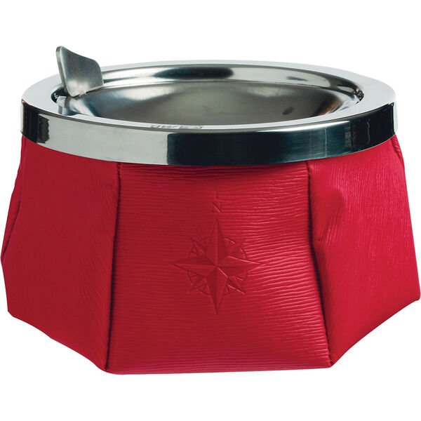 Windproof Ashtray, Red