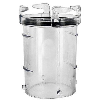 """Clearview 5"""" Sewer Adapter with Bayonet Lugs"""