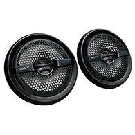 "Sony Marine XS-MP1611 6.5"" Dual Cone Speakers, black, pair"
