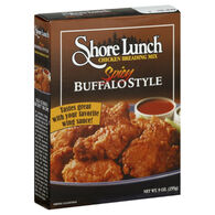 Shore Lunch Spicy Buffalo Style Chicken Breading Mix, 9-Oz.