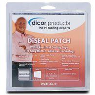 """Dicor DiSeal Patch - 6"""" x 6"""" Patch - Foil"""