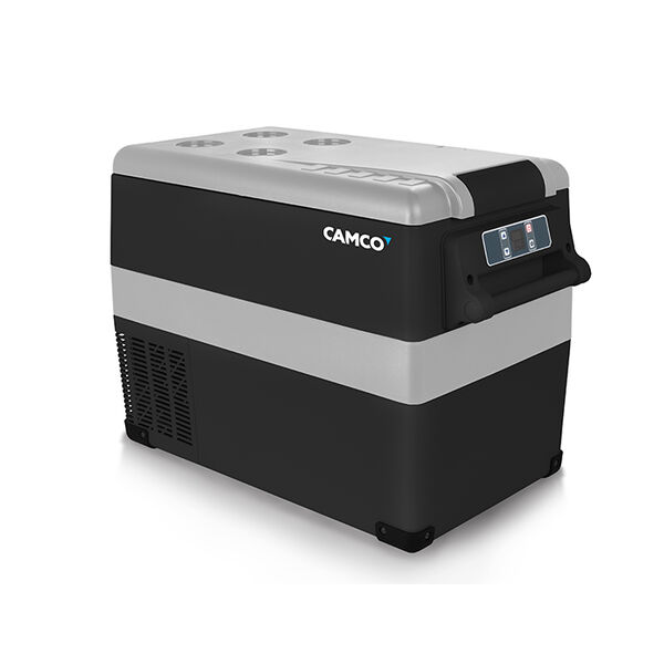 Camco 450 Portable 45-Liter Electric Cooler with Single Zone Cooling