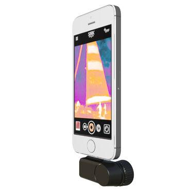 Seek Thermal CompactXR Smartphone Thermal Imaging Camera, iPhone