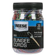 20 Pc. Mini Bungee Cord Jar