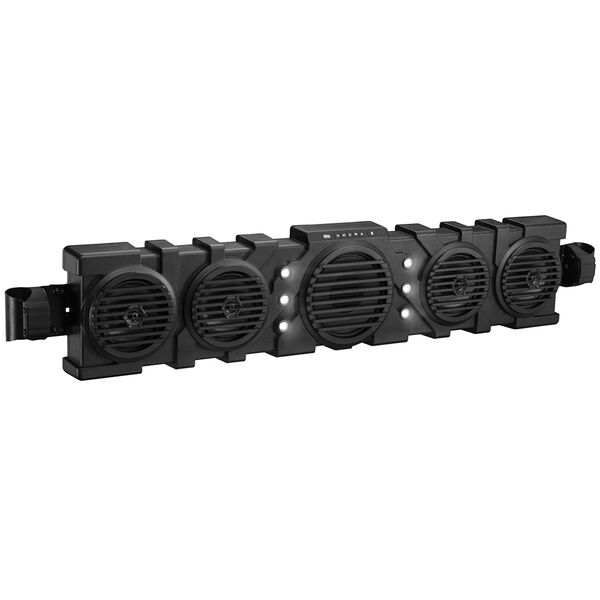 """Boss Audio BRRF46A 46"""" Side-by-Side Amplified Bluetooth Overhead ATV/UTV Audio System"""
