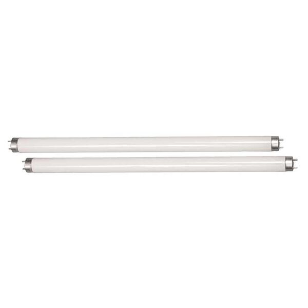 """Incandescent Replacement Fluorescent Tubes, 12"""", 2 pack"""