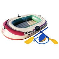 Solstice Voyager Inflatable Boat Outfit