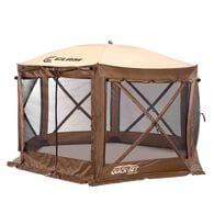 Pavilion Screen Shelter - 6 side DLX - Zip Down Sides