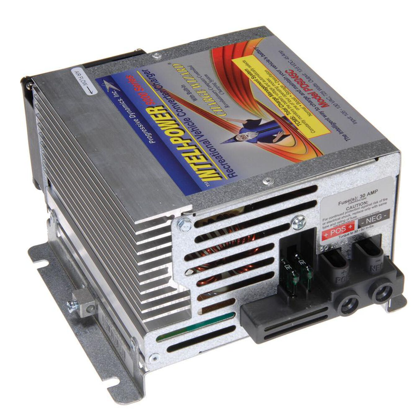 Progressive Dynamics 45 Amp Converter With Charge Wizard