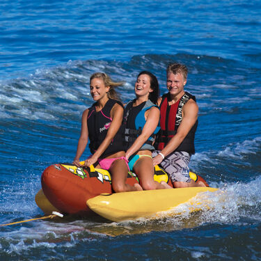 Sportsstuff Hot Dog 3-Person Towable Tube