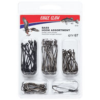 Eagle Claw Bass Hook Assortment