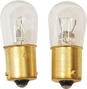 Automotive Type 12V Bulb Ref. # 1003 Single Contact