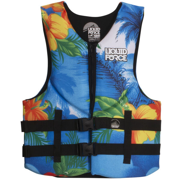 Liquid Force Men's Hinge Classic Life Jacket
