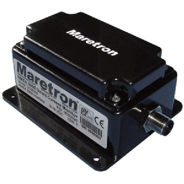 Maretron DCM100 - Direct Current (DC) Monitor for NMEA 2000 Network
