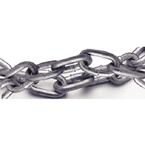 "CMP G43 Galvanized Mooring Chain, 3/8"" x 200'"