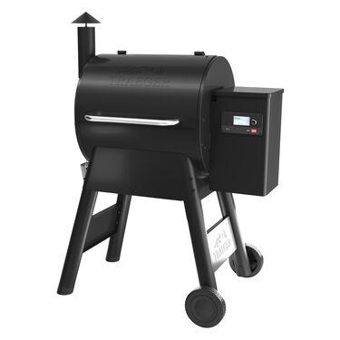 Traeger Pro 575 Pellet Grill, Black