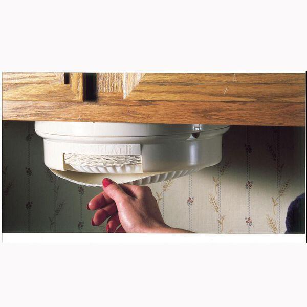 Pop-A-Plate Dispenser - White