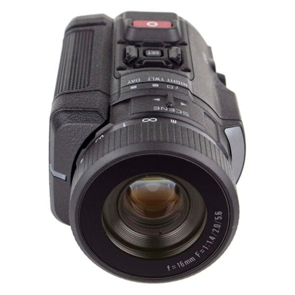 SIONYX Aurora Black Color Digital Night Vision Camera