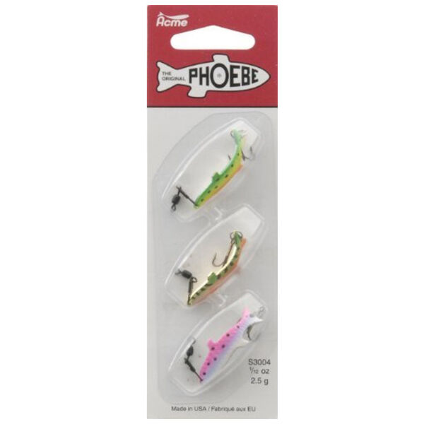 Acme Deluxe Phoebe Spoons 1/12-oz. 3-Pack